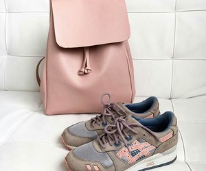 pink, shoes, and beauty image
