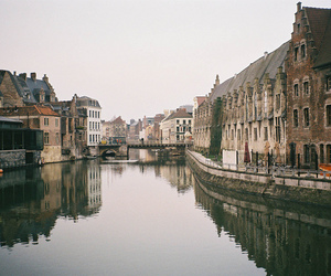 belgium and Gent image