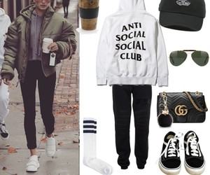 fashion, hailey, and imagine image