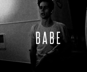 babe, dylan, and teen wolf image