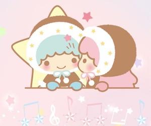kawaii, sanrio, and little twin stars image
