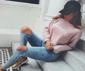 cool, outfit, and fashion image