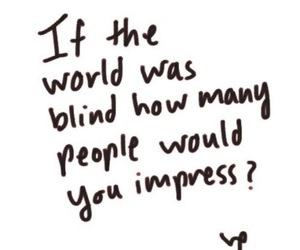 quotes, blind, and world image