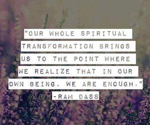 budismo and ram dass image