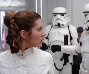 star wars, Princess Leia, and leia organa image