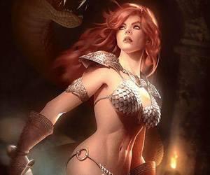 Red Sonja image