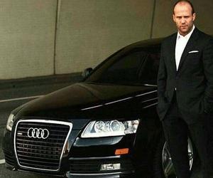 audi, car, and Jason Statham image