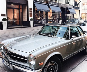 car, luxury, and mercedes benz image