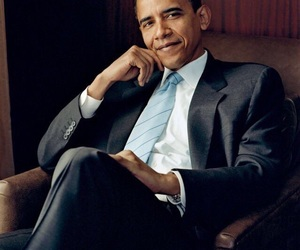 barack obama, smooth, and suit and tie image