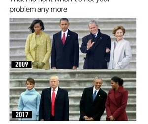 funny, meme, and obama image