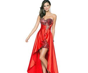 bridesmaid, sexy, and dress image