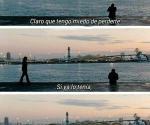 frases, distancia, and love image