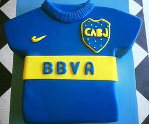 boca, cakes, and fútbol image