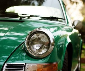 car, green, and grunge image