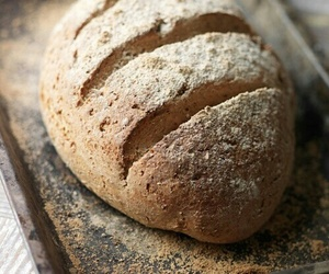 bread, photography, and food image