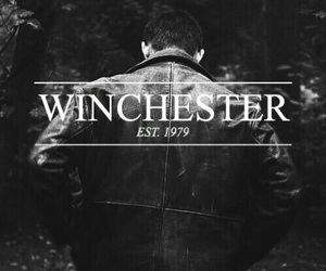 supernatural, winchester, and dean winchester image