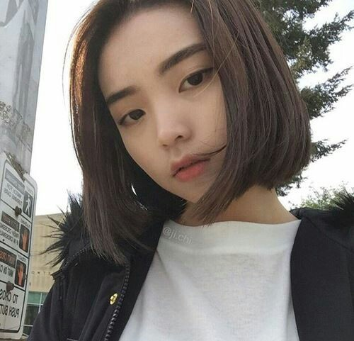 Image about aesthetic in ulzzang , short hair by crowler
