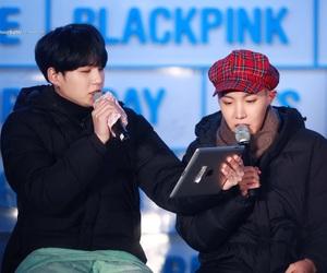 jhope, min yoongi, and jung hoseok image