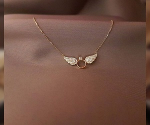 diamonds, i want, and necklaces image