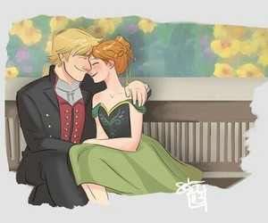 disney, frozen, and kristanna image