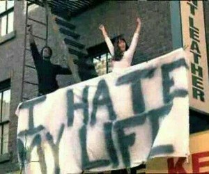 hate, life, and grunge image