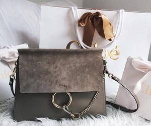 bag, fashion, and chloe image