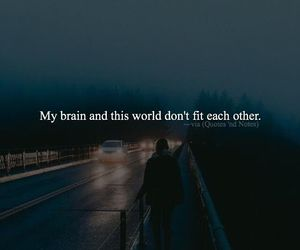 brain and world image