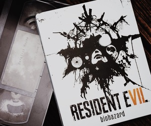 playstation and resident evil 7 biohazard image