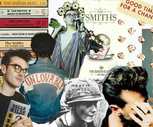 morrissey, the smiths, and love image