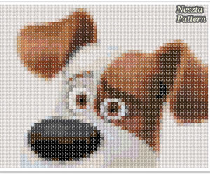 diy, cross stitch pattern, and etsy image