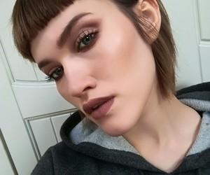 make up, mua , and makeup image