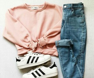 adidas, outfits, and clothes image