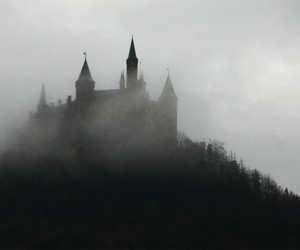 castle and dark image
