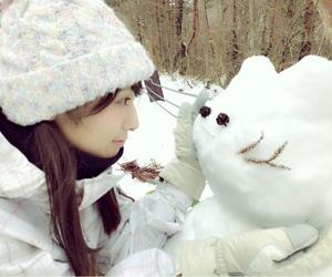 girl, kawaii, and cute image