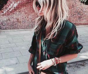 girl, hair, and luxury image