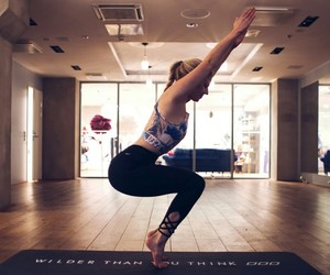sport and yoga image