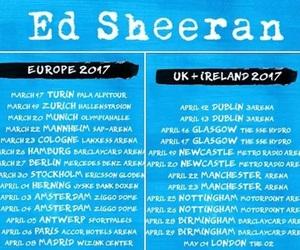 europe, uk, and ed sheeran image