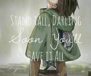 anime, quote, and attack on titan image