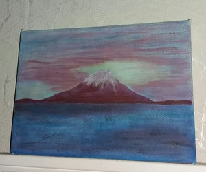 art, painting, and diy image