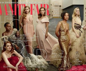 emma stone, Amy Adams, and Elle Fanning image