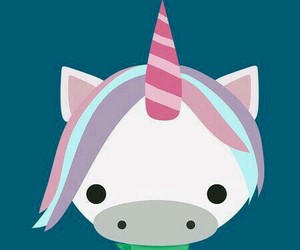 unicorn, cute, and wallpaper image