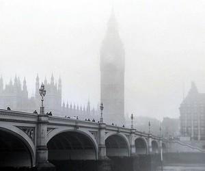black&white, london, and world image