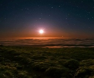 dark, sunset, and lovely image
