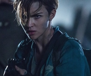 ruby rose and resident evil image