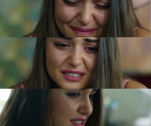 crying, turkish actors, and hair image