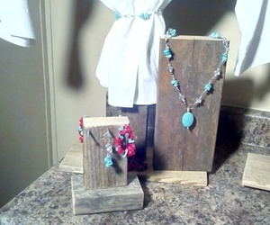 bracelet, necklace, and rustic image