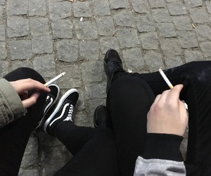 adidas, black, and lost image
