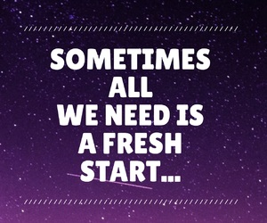 believe, fresh, and start image