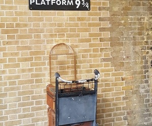harry potter, hp, and london image
