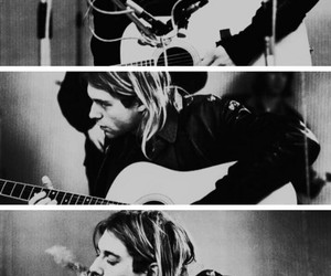 kurt cobain, nirvana, and sexy image